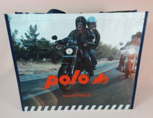 rpet taschen recycling Motorrad